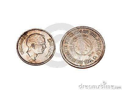 Jordan coins