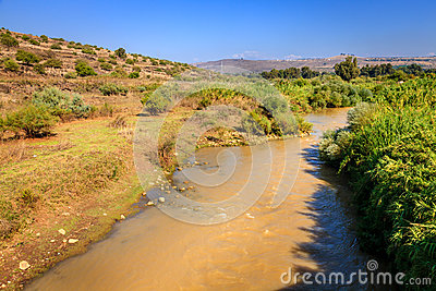The Jordan River