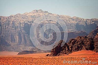 Jordan: Wadi Rum