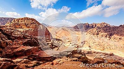 Jordanian desert