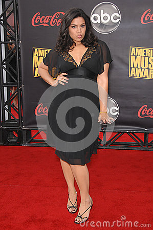Jordin Sparks Editorial Stock Photo