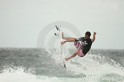 Jordy Smith Editorial Stock Photo