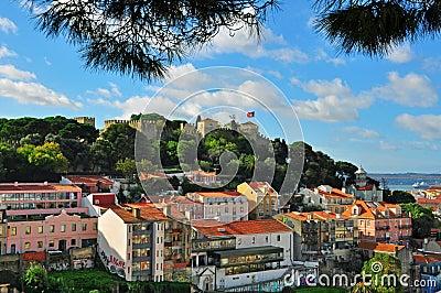 Jorge castelo, Lisbon