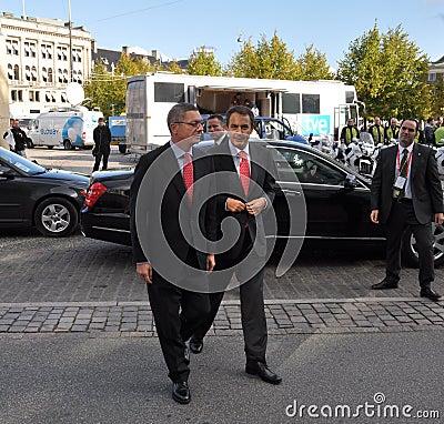 José Zapatero Editorial Photography