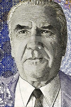 José Mauricio Paturau Imagen de archivo editorial