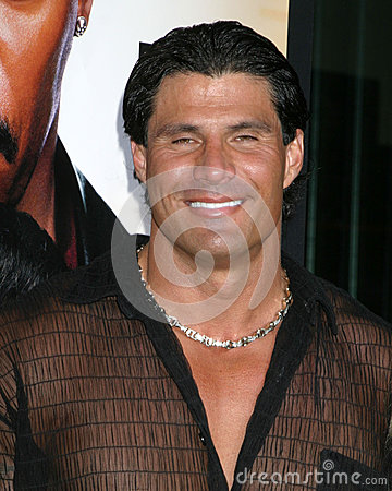 Jose Canseco Editorial Photography