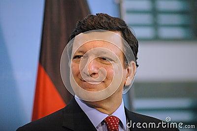 Jose Manuel Barroso Editorial Photo