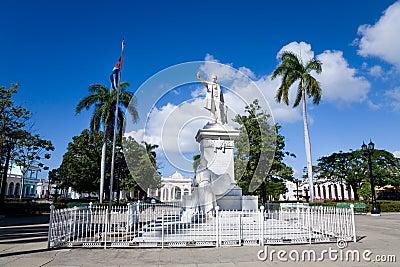Jose Marti park, Cienfuegos, Cuba