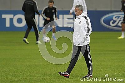Jose Mourinho Editorial Photo