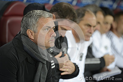 Jose Mourinho Editorial Stock Image