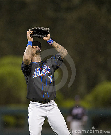 Jose Reyes Editorial Photo