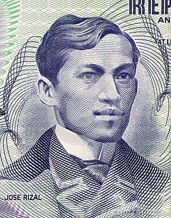 Jose Rizal Editorial Image