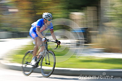 Josef Cerny in cycling race Editorial Stock Photo