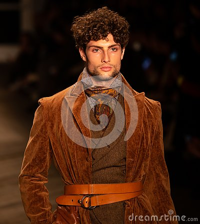 Free Joseph Abboud Mens Fall 2019 Fashion Show As Part Of New York Fashion Week Royalty Free Stock Images - 138787429