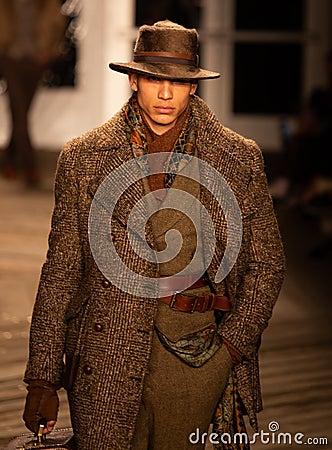 Free Joseph Abboud Mens Fall 2019 Fashion Show As Part Of New York Fashion Week Stock Photo - 138787470