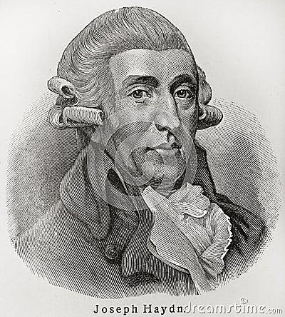 Free Joseph Haydn Royalty Free Stock Photo - 20464085