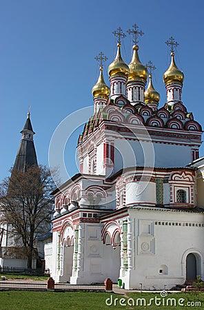 Joseph-Volokolamsk Monastery,Russia
