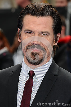 Josh Brolin Editorial Stock Photo