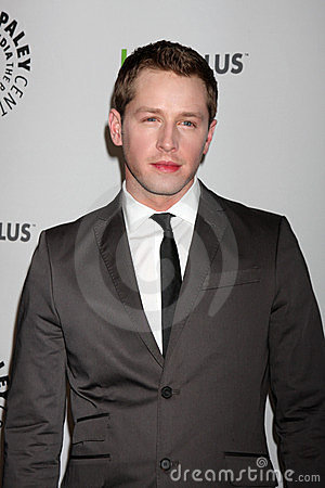 Josh Dallas Editorial Stock Image