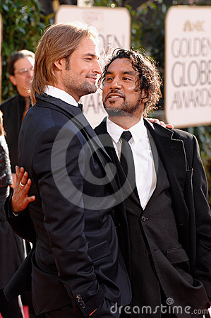 Naveen Andrews Wife Josh-holloway-naveen-andrews- ...