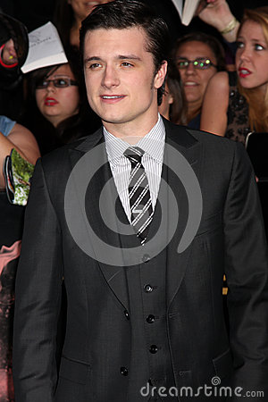Josh Hutcherson Editorial Stock Image
