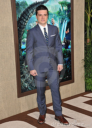 Josh Hutcherson, Journey Editorial Stock Photo