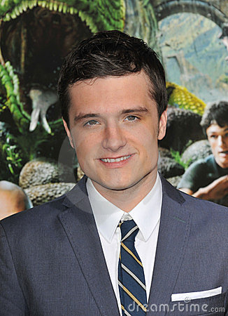 Josh Hutcherson, Journey Editorial Image