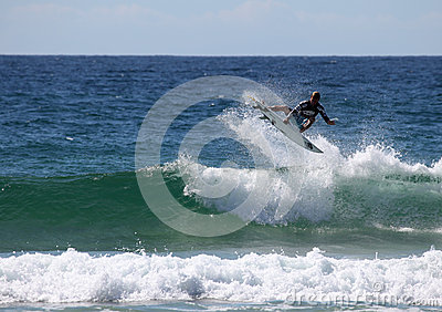 Josh Kerr - Australian Open Manly Australia Editorial Stock Photo