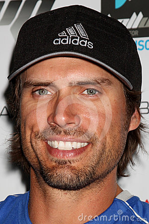 Joshua Morrow Editorial Stock Image