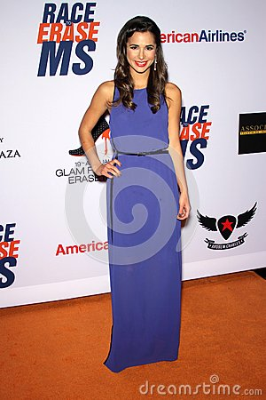 Josie Loren at the 19th Annual Race To Erase MS, Century Plaza, Century City, CA 05-19-12 Editorial Photo