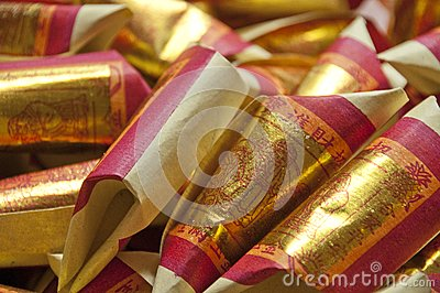 Joss Paper (paper money)