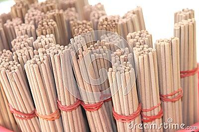 The joss stick