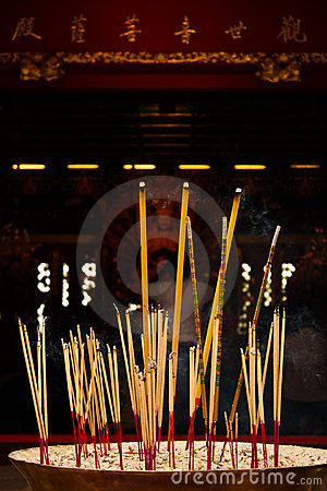 Joss stick for hope