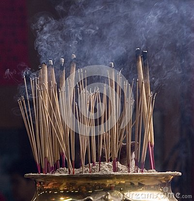 Stock Photos: Joss sticks