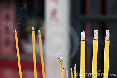 Joss Sticks, Macau