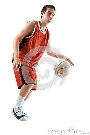 Joueur de basket