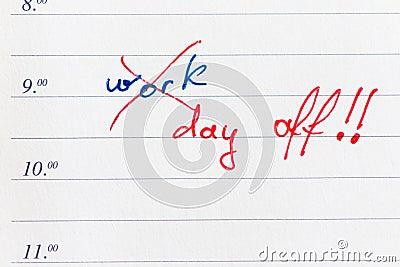 Jour de cong image libre de droits image 32066456 for Demenagement jour de conge