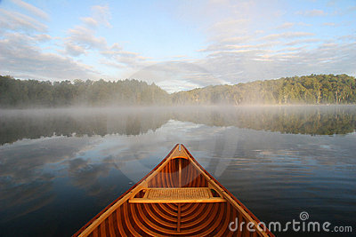 Journey by Cedar Canoe
