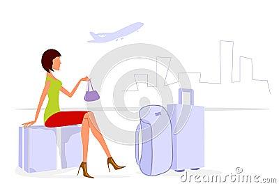 Journey lady