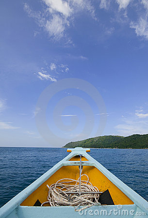Free Journey On A Boat Royalty Free Stock Image - 10604696