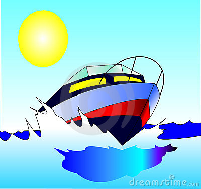 Journey on quick, comfortable motorboat