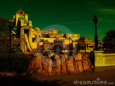 Journey to Atlantis, SeaWorld