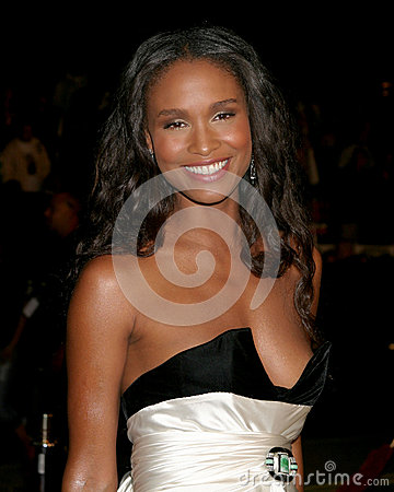 Joy Bryant Editorial Image