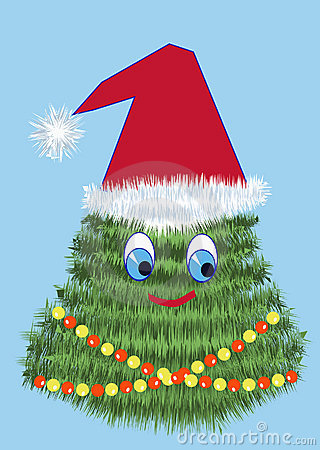 Joy Christmas-tree