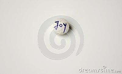 Joy concept : happy pill