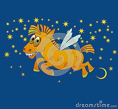 joy magic horse
