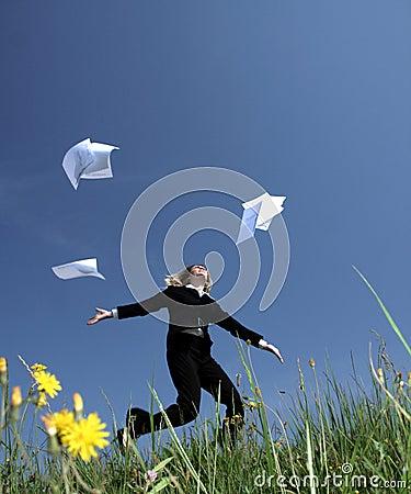 Joy of success