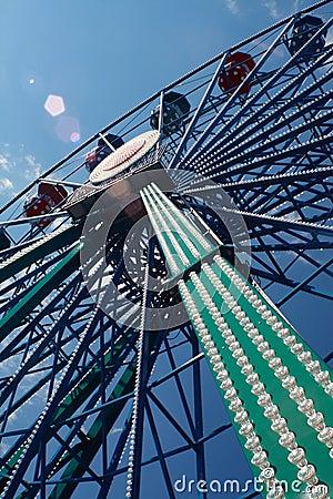 Joy-wheel