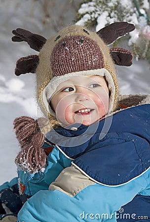 Joy during winter