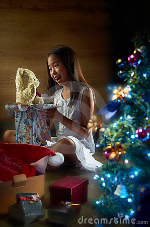 Joyful Christmas Present